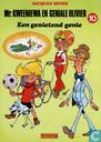 Strips - Mr. Kweeniewa en Geniale Olivier - Een genietend genie