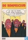 Bandes dessinées - Rimpelclub, De - De rimpelclub