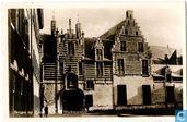 Bergen op Zoom. Kazerne Markiezenhof