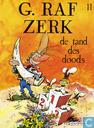 Comics - G. Raf Zerk - De tand des doods