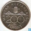 Ungarn 200 Forint 1992