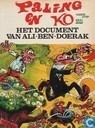 Comics - Clever & Smart - Het document van Ali-Ben-Doerak