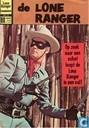 Strips - Jonge Havik - Op zoek naar een schat loopt de Lone Ranger in een val!