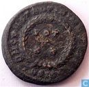 Roman Empire Siscia AE3 Kleinfollis of Emperor Constantine the Great AD 320.