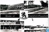 Groeten uit Legerplaats Ossendrecht (Multifoto)