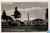 Aalst (N.B.), Wasbleekerij en kaarsenfabriek