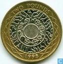 Verenigd Koninkrijk 2 pounds 1998