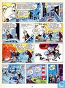 Strips - Sjors en Sjimmie - Raadsels op Schiermeeuwenoog + De ring van Schiermeeuwenoog