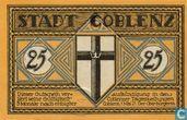 Coblenz 25 Pfennig