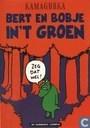 Bandes dessinées - Bert Vanderslagmulders - Bert en Bobje in 't groen