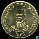 Paraguay 50 guaranies 1995
