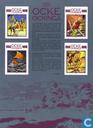 Comic Books - Ocke Ockinga - Kapers op de kust + De kikker + Een vijand + Vergelding
