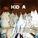 Vinyl records and CDs - Radiohead - Kid A