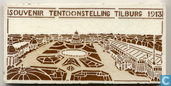 Souvenir Tentoonstelling Tilburg  1913