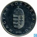 Hongarije 10 forint 2004