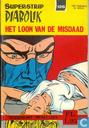 Comic Books - Diabolik - Het loon van de misdaad