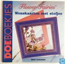 Flower Fairies, wenskaarten met stofjes
