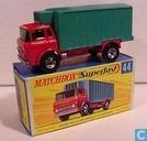 GMC Refrigerator Truck