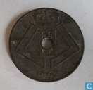 Belgique 5 centimes 1943 (FRA-NLD)