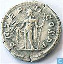 Roman Empire Denarius of Alexander Severus 223 AD.