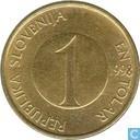 Slovenië 1 tolar 1998