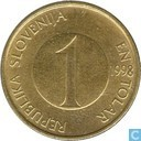 Slovenia 1 tolar 1998