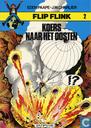 Bandes dessinées - Marc Dacier - Koers naar het Oosten