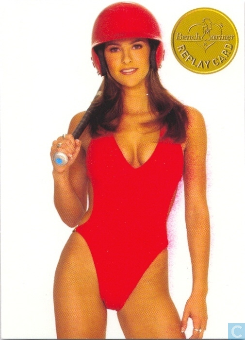 Trading cards - Bench Warmer - 2002 Series 2 - Jill Wagner
