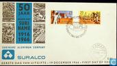 Industrie de la bauxite 1916-1966