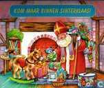 Kom maar binnen Sinterklaas!