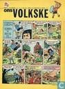 Bandes dessinées - Ons Volkske (tijdschrift) - 1966 nummer  19