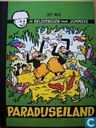 Comic Books - Jeremy and Frankie - Paradijseiland
