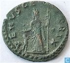Roman Empire AD 260-262 Antoninianus of Empress Salonina.