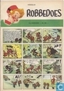 Comic Books - Robbedoes (magazine) - Robbedoes 506