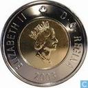 Canada  2 dollars 2003