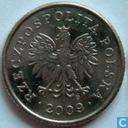 Polen 50 groszy 2009