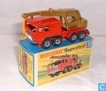 Faun 8 Wheel Crane truck