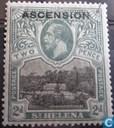 Opdruk St. Helena