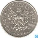 Polen 10 groszy 2001