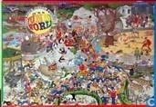 the zoo. nieuw zeelandse puzzel