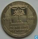 Schiedam 2,5 Euro 1998 - De nieuwe palmboom