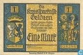 Geldern 4 1 Mark Banknote