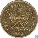 Polen 2 Grosze 1992