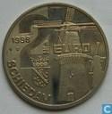 Penningen / medailles - Lokaal geld - Schiedam 2,5 Euro 1998 - De nieuwe palmboom