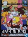 Bandes dessinées - Gil et Jo - Apen in huis