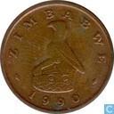 Zimbabwe 1 cent 1990