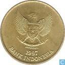 Indonesia 500 rupiah 1997