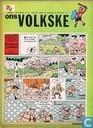 Bandes dessinées - Ons Volkske (tijdschrift) - 1972 nummer  22