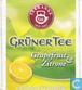 Grüner Tee Grapefruit & Zitrone