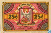 Oels in Schlesien 25 Pfennig